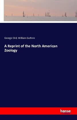 A Reprint of the North American Zoology | Dodax.de
