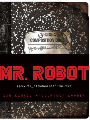 Mr. Robot: Red Wheelbarrow | Dodax.ch