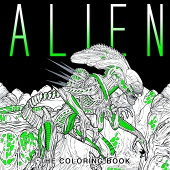 Alien: The Coloring Book | Dodax.ch