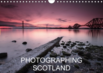 Photographing Scotland (Wall Calendar 2017 DIN A4 Landscape) | Dodax.at