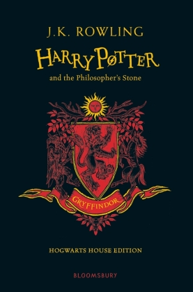 Harry Potter and the Philosopher's Stone - Gryffindor Edition | Dodax.es