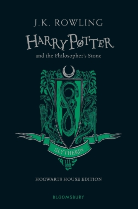 Harry Potter and the Philosopher's Stone - Slytherin Edition | Dodax.co.uk