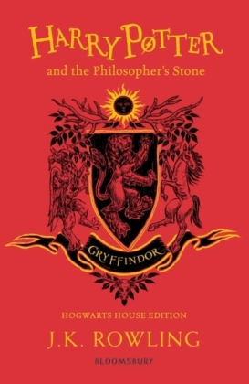 Harry Potter and the Philosopher's Stone - Gryffindor Edition | Dodax.com