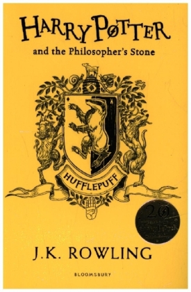 Harry Potter and the Philosopher's Stone - Hufflepuff Edition | Dodax.at