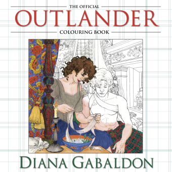 The Official Outlander Colouring Book | Dodax.at