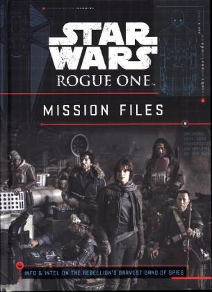 Star Wars: Rogue One Mission Files | Dodax.ch