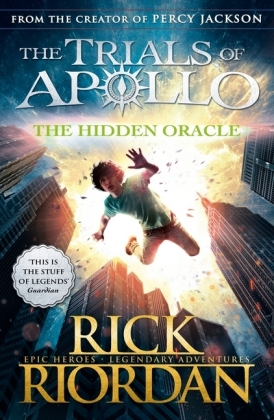 The Trials of Apollo - The Hidden Oracle | Dodax.ch