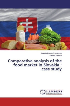 Comparative analysis of the food market in Slovakia : case study | Dodax.com