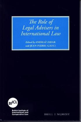 The Role of Legal Advisers in International Law | Dodax.pl