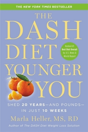 The DASH Diet Younger You   Dodax.co.uk