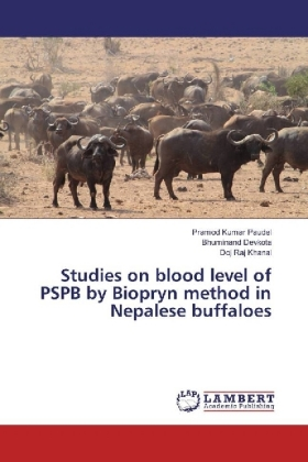 Studies on blood level of PSPB by Biopryn method in Nepalese buffaloes | Dodax.at