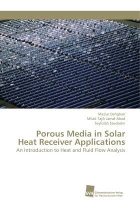 Porous Media in Solar Heat Receiver Applications | Dodax.at