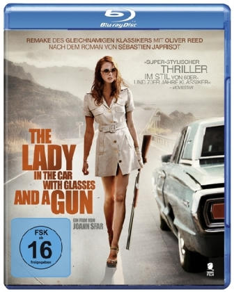The Lady in the Car with Glasses and a Gun, 1 Blu-ray | Dodax.ch