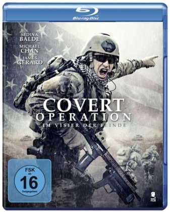 Covert Operation - Im Visier der Feinde, 1 Blu-ray | Dodax.fr