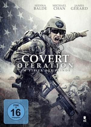 Covert Operation - Im Visier der Feinde, 1 DVD | Dodax.fr