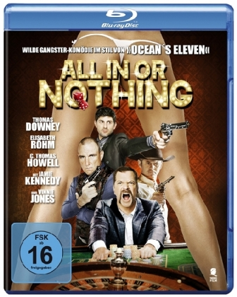 All In or Nothing, 1 Blu-ray | Dodax.nl