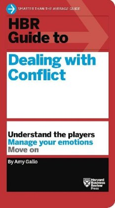 HBR Guide to Dealing with Conflict | Dodax.co.uk
