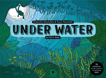 Under Water Activity Book | Dodax.de