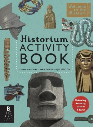 Historium Activity Book | Dodax.at