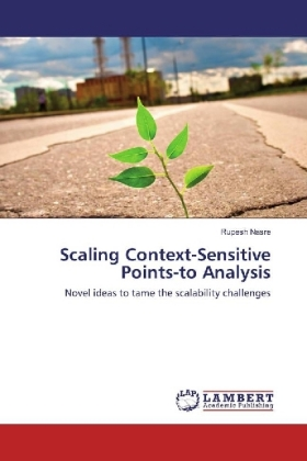 Scaling Context-Sensitive Points-to Analysis | Dodax.at