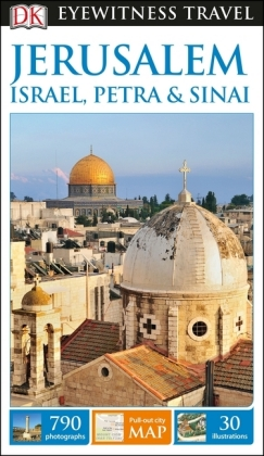 DK Eyewitness Travel Guide Jerusalem, Israel, Petra & Sinai | Dodax.at