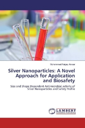 Silver Nanoparticles: A Novel Approach for Application and Biosafety | Dodax.ch