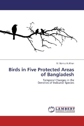 Birds in Five Protected Areas of Bangladesh | Dodax.pl