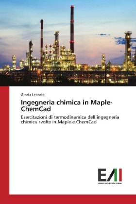 Ingegneria chimica in Maple-ChemCad | Dodax.ch
