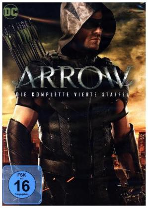 Arrow, 5 DVDs. Staffel.4 | Dodax.es