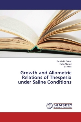 Growth and Allometric Relations of Thespesia under Saline Conditions | Dodax.de