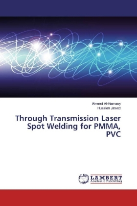 Through Transmission Laser Spot Welding for PMMA, PVC | Dodax.ch