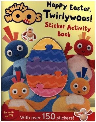Twirlywoos - Happy Easter, Twirlywoos! | Dodax.co.uk