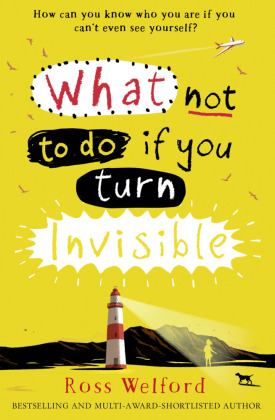 What Not To Do If You Turn Invisible | Dodax.co.uk
