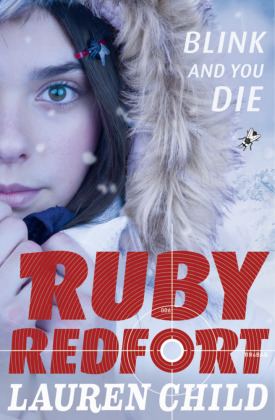 Ruby Redfort - Blink And You Die | Dodax.nl