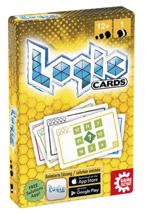 Logic Cards 2 (Spiel) | Dodax.at