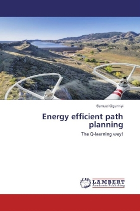 Energy efficient path planning | Dodax.ch
