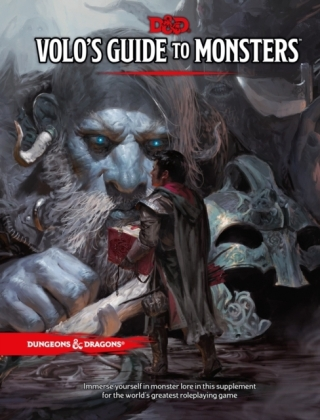 Dungeons & Dragons, Volo's Guide to Monsters | Dodax.pl