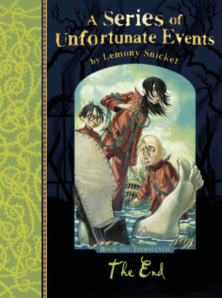 A Series of Unfortunate Events - The End | Dodax.ch