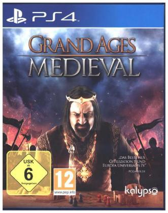 Grand Ages Medieval, 1 PS4-Blu-ray Disc | Dodax.co.jp
