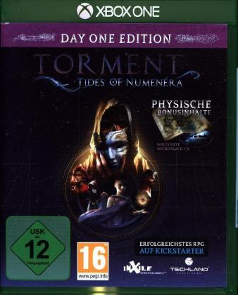 Torment, Tides of Numenera, 1 Xbox One-Blu-ray Disc (Day One Edition) | Dodax.co.uk