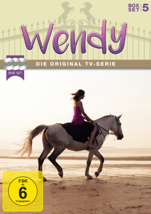 Wendy - Die Original TV-Serie, 3 DVD. Box.5 | Dodax.at