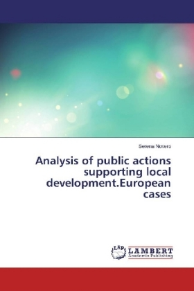 Analysis of public actions supporting local development.European cases   Dodax.at