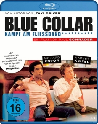 Blue Collar - Kampf am Fließband, Blu-ray | Dodax.at