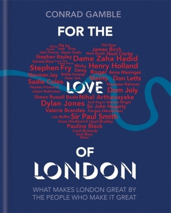 For the Love of London | Dodax.ch