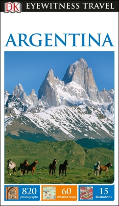 DK Eyewitness Travel Guide Argentina | Dodax.at