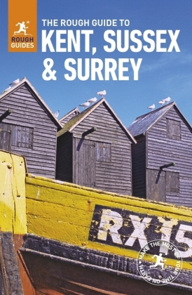 The Rough Guide to Kent, Sussex and Surrey | Dodax.com