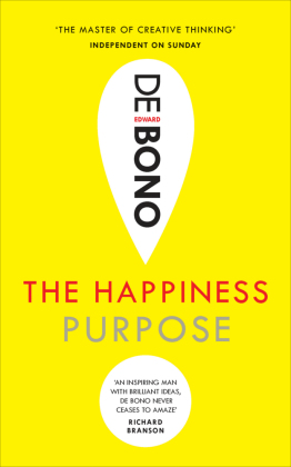 The Happiness Purpose | Dodax.pl