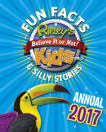 Ripley's Fun Facts and Silly Stories Activity Annual 2017 | Dodax.nl