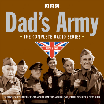 Dad's Army: Complete Radio Series Tl.2, 10 Audio-CDs | Dodax.ch