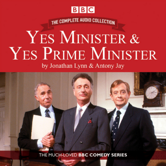 Yes Minister & Yes Prime Minister: The Complete Audio Collection, 20 Audio-CDs | Dodax.ch